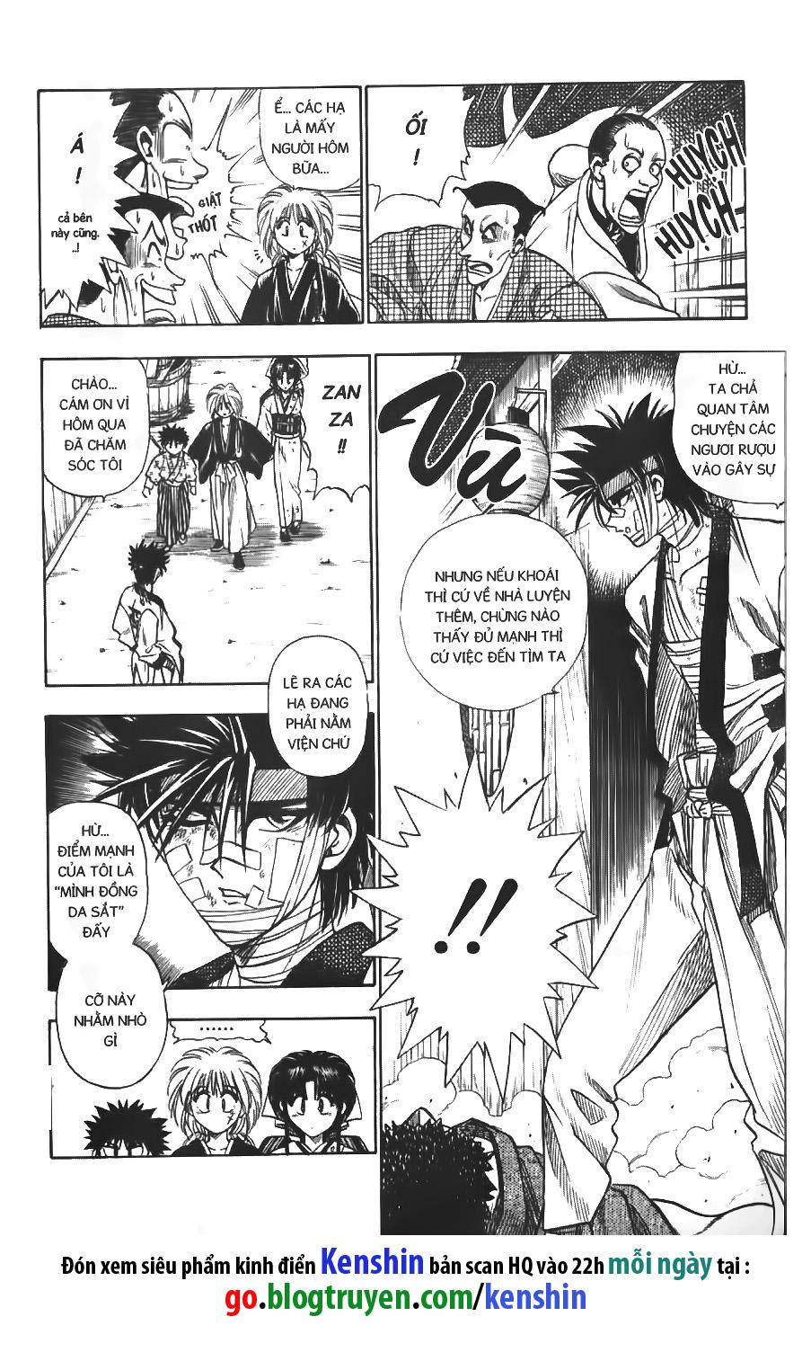 Rurouni Kenshin chap 8 trang 17