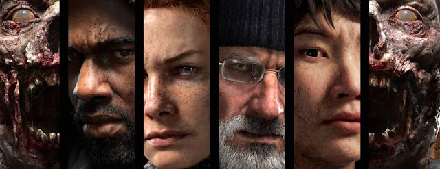 OVERKILL's The Walking Dead: personaggi giocabili