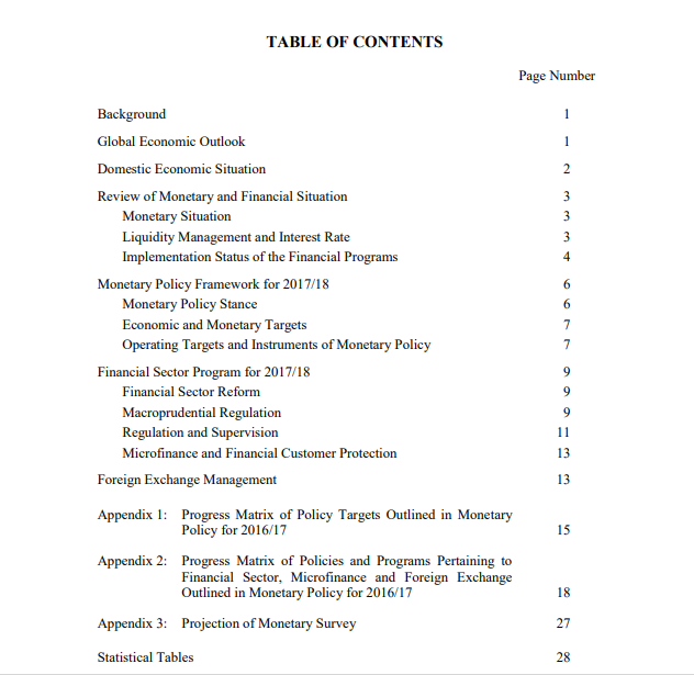 Monetary Policy of NRB Nepal 2075 76