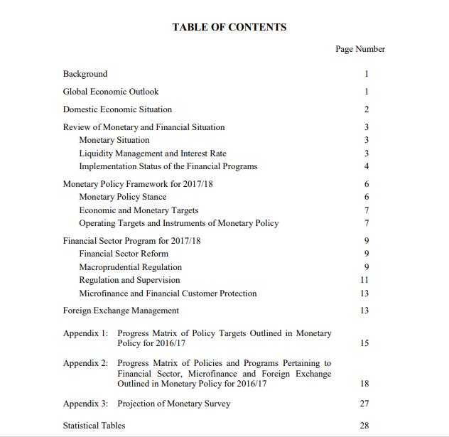 NRB Monetary Policy 2075/76