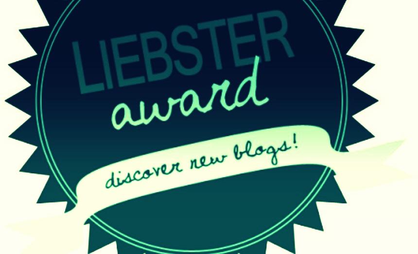 A może się pobawimy?... Liebster Blog Award