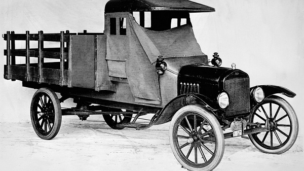 Ford TT 1917