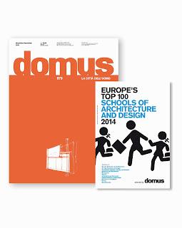 Domus la guida 2014 alle migliori scuole e universit di for Programmi di design