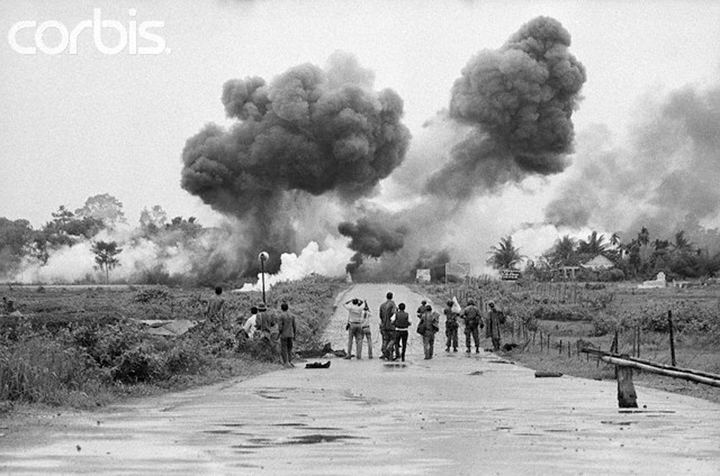 08 Jun 1972, Trang Bang, South Vietnam