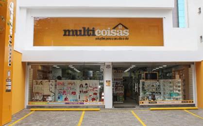 Multicoisas amplia atuação em São Paulo e comemora abertura da 208ª loja
