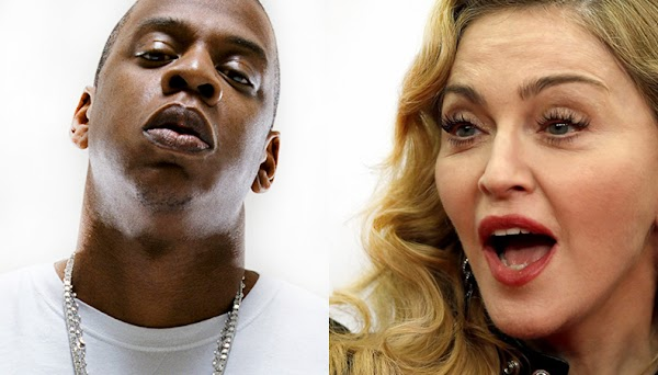 Jay Z e Madonna são indicados ao Hall da Fama de Compostores