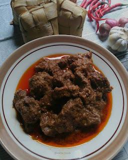Resep Rendang Sapi Ala Rumahan By @norita_foods
