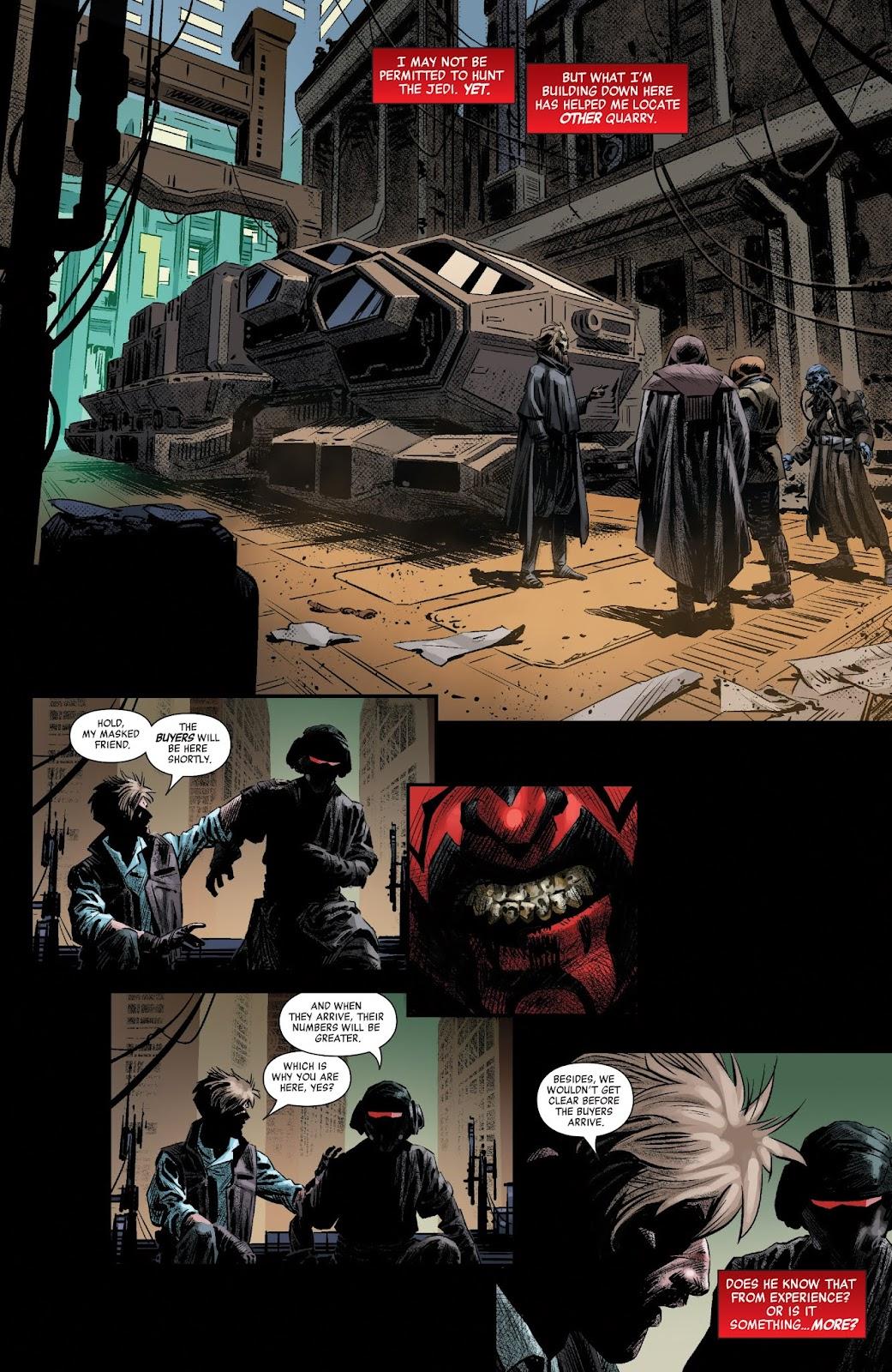 Read online Star Wars: Age of Republic - Darth Maul comic -  Issue # Full - 5