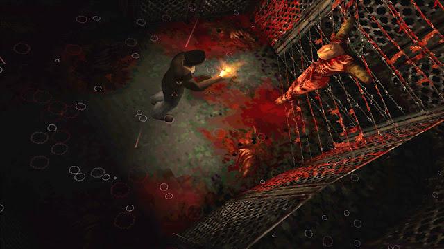 Silent Hill - PSX - Captura 3
