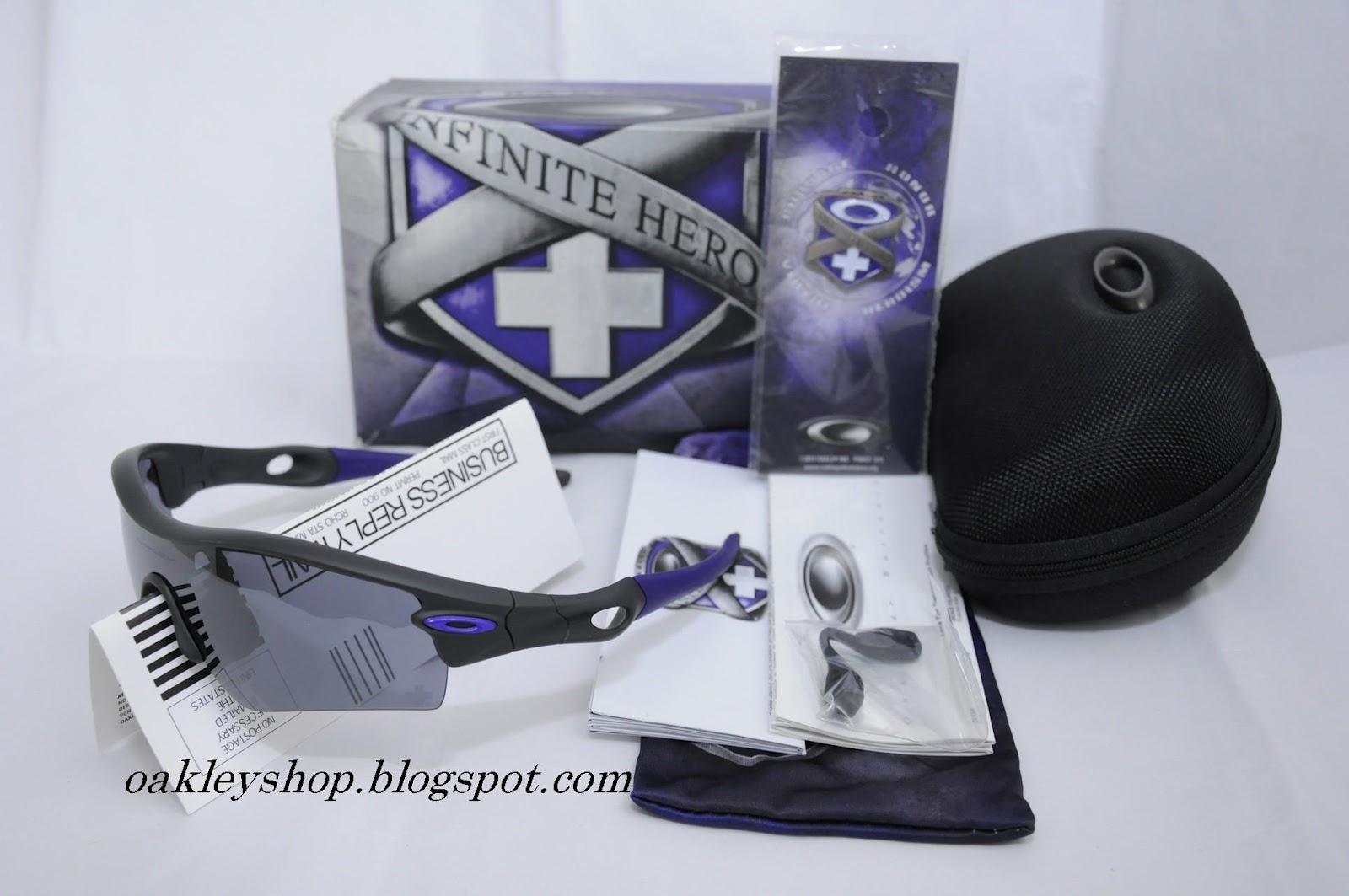 dcc054faff Oakley Infinite Hero Radar « One More Soul