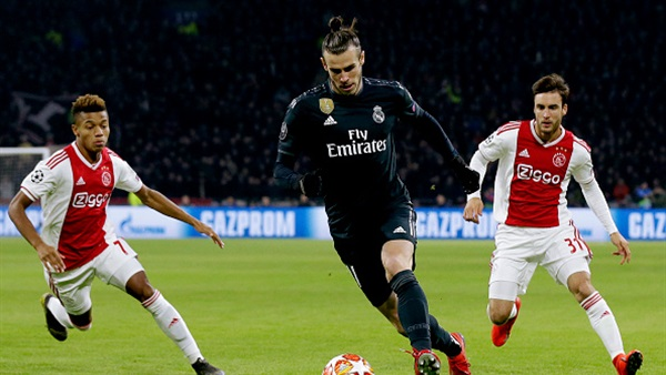 موعد مباراة ريال مدريد وأياكس والقنوات الناقلة