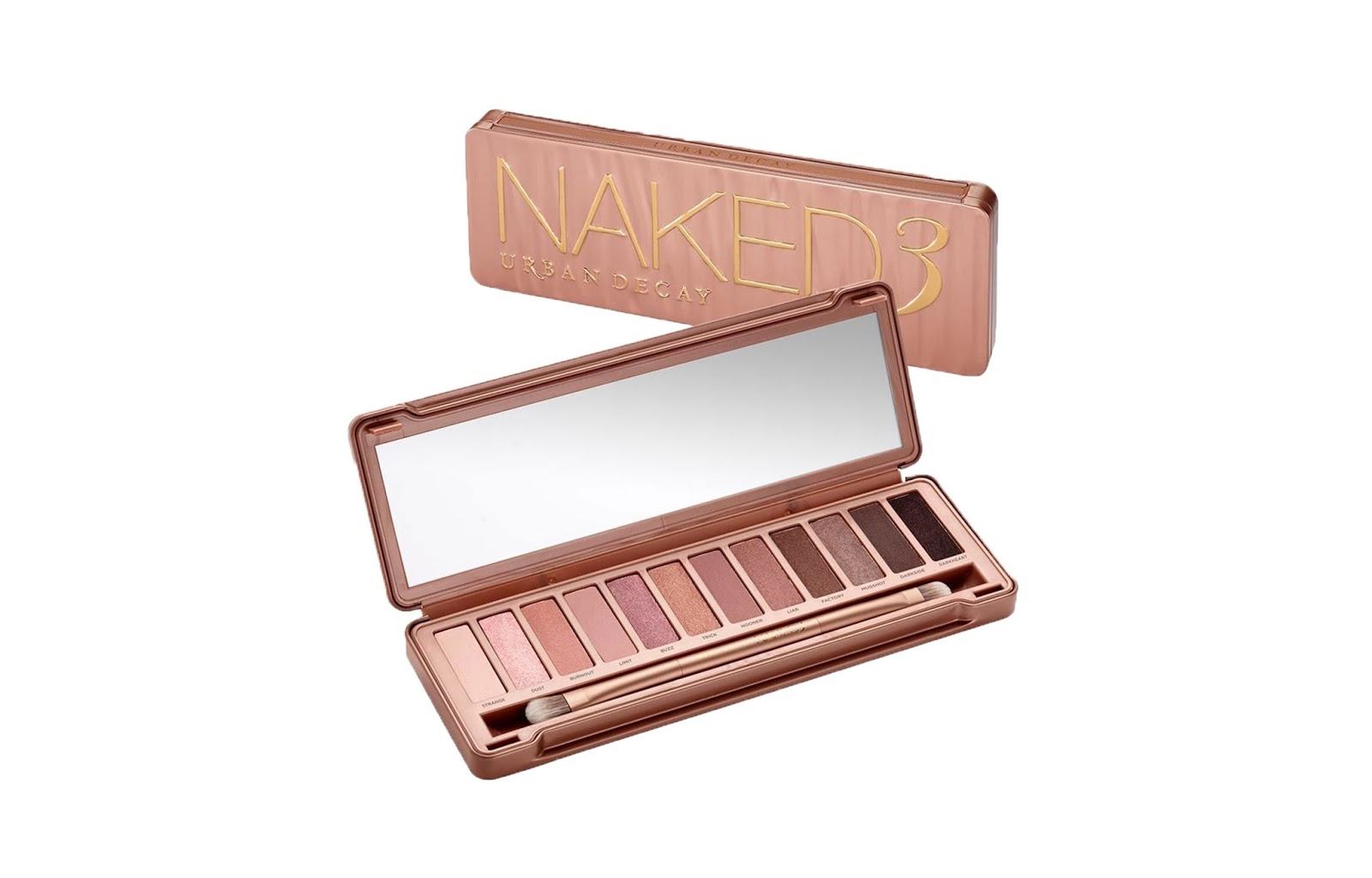 Dupes palettes Naked 3 Urban Decay