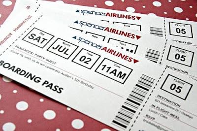 Flights Ticket