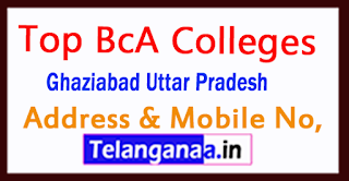 Top BCA Colleges in Ghaziabad Uttar Pradesh