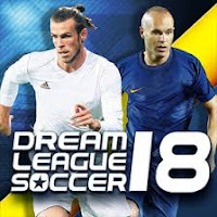 Dream League Soccer 2018 - 5.064 - Mod Money