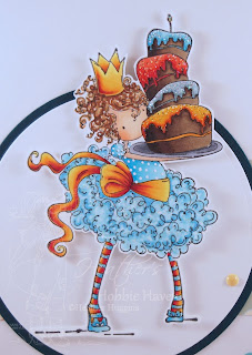 Heather's Hobbie Haven - Bree Loves Buttercream Card Kit