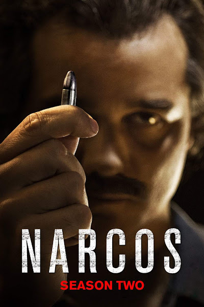 Narcos Season 2 Dual Audio [Hindi-DD5.1] 720p HDRip ESubs Download