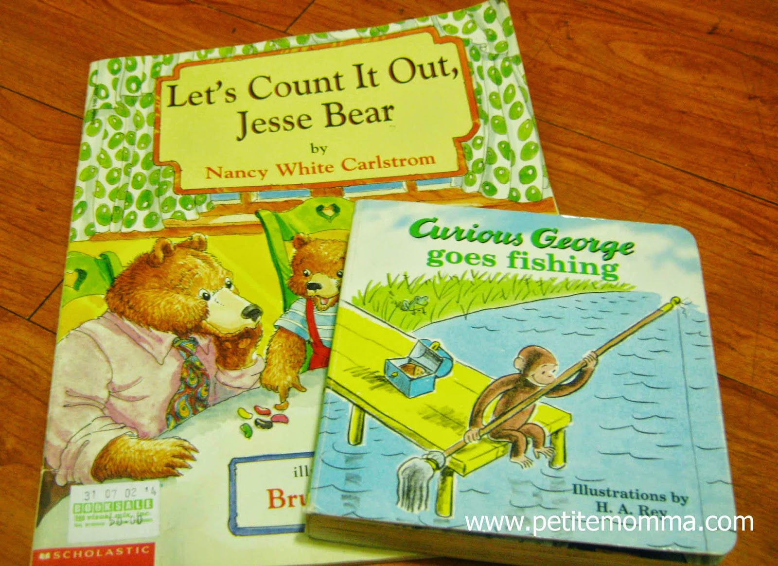 activities books