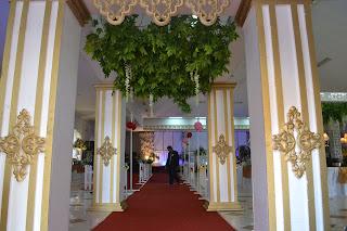 Dekorasi Pergola dari Daniico Wedding Planner & Organizer Semarang