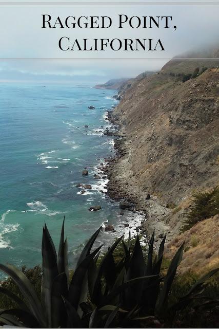 Ragged Point California