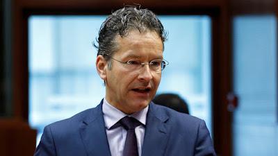 El ministro de Finanzas de Países Bajos, Jeroen DijsselbloemFrancois LenoirReuters