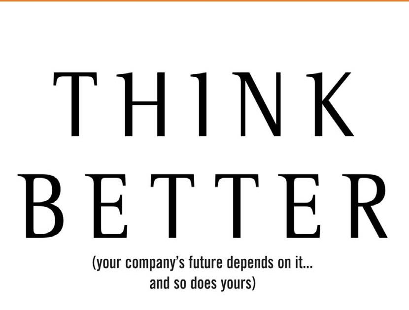 Knowledge Revelation: Think Better: An Innovator's Guide