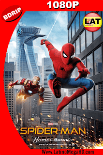 Spider-Man: de Regreso a Casa (2017) Latino HD BDRIP  1080P - 2017