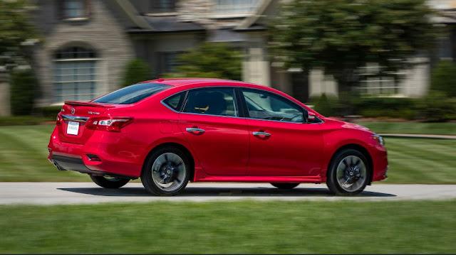 Nissan Sentra SR Turbo 2017 - Con sorprendentes e inesperadas actualizaciones