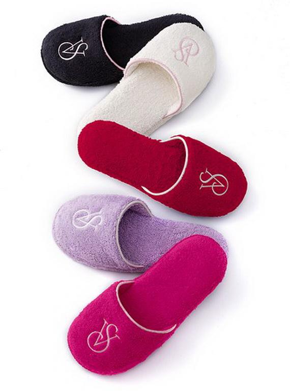 slippers for women by victoria s secret violet fashion art. Black Bedroom Furniture Sets. Home Design Ideas