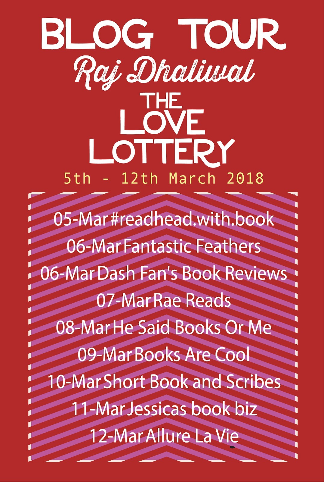Lottery Book 2018
