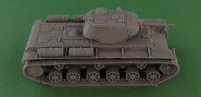 KV-1S Tank picture 1