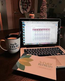 Core De Force, Core De Force Results, 3 Day Refresh Results, Core De Force Meal Plan, Core De Force Week 4, Core De Force calendar, Successfully Fit, Lisa Decker