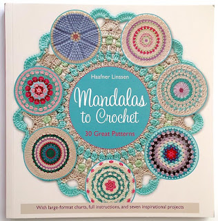 Book Review - Mandalas to Crochet - Cover
