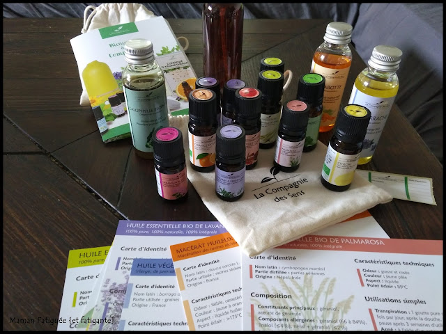 huile essentielle aromathérapie