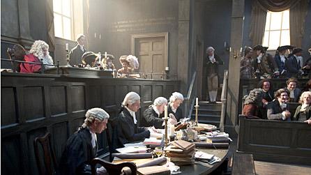 18th century court
