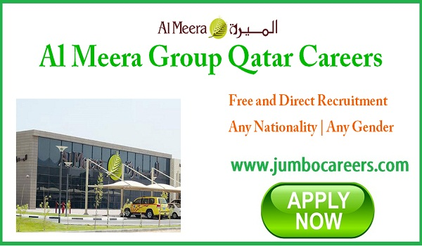 Qatar supermarket jobs for Indians, Urgent Qatar jobs with salary,