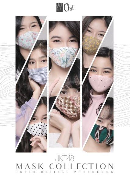 [Digital Photobook] JKT48 - Mask Collection