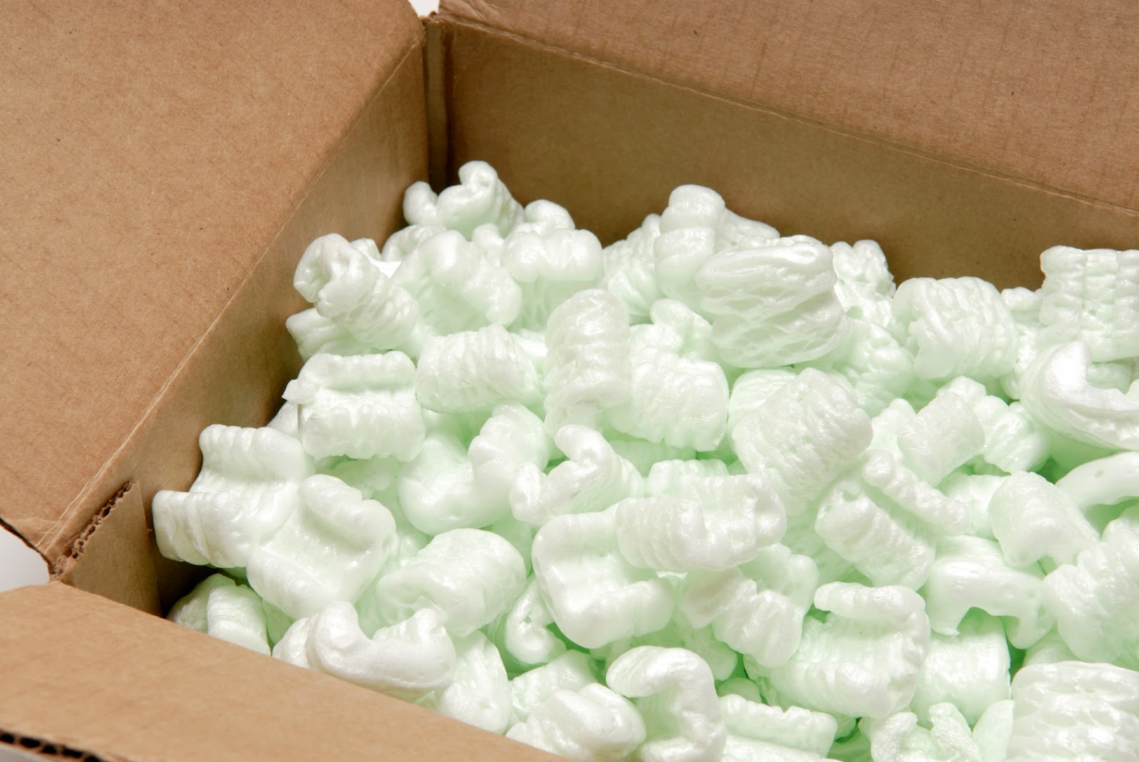 Recycling Works Are Packing Peanuts Recyclable