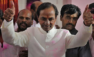 k-chandrasekhar-rao-was-elected-president-of-trs-again