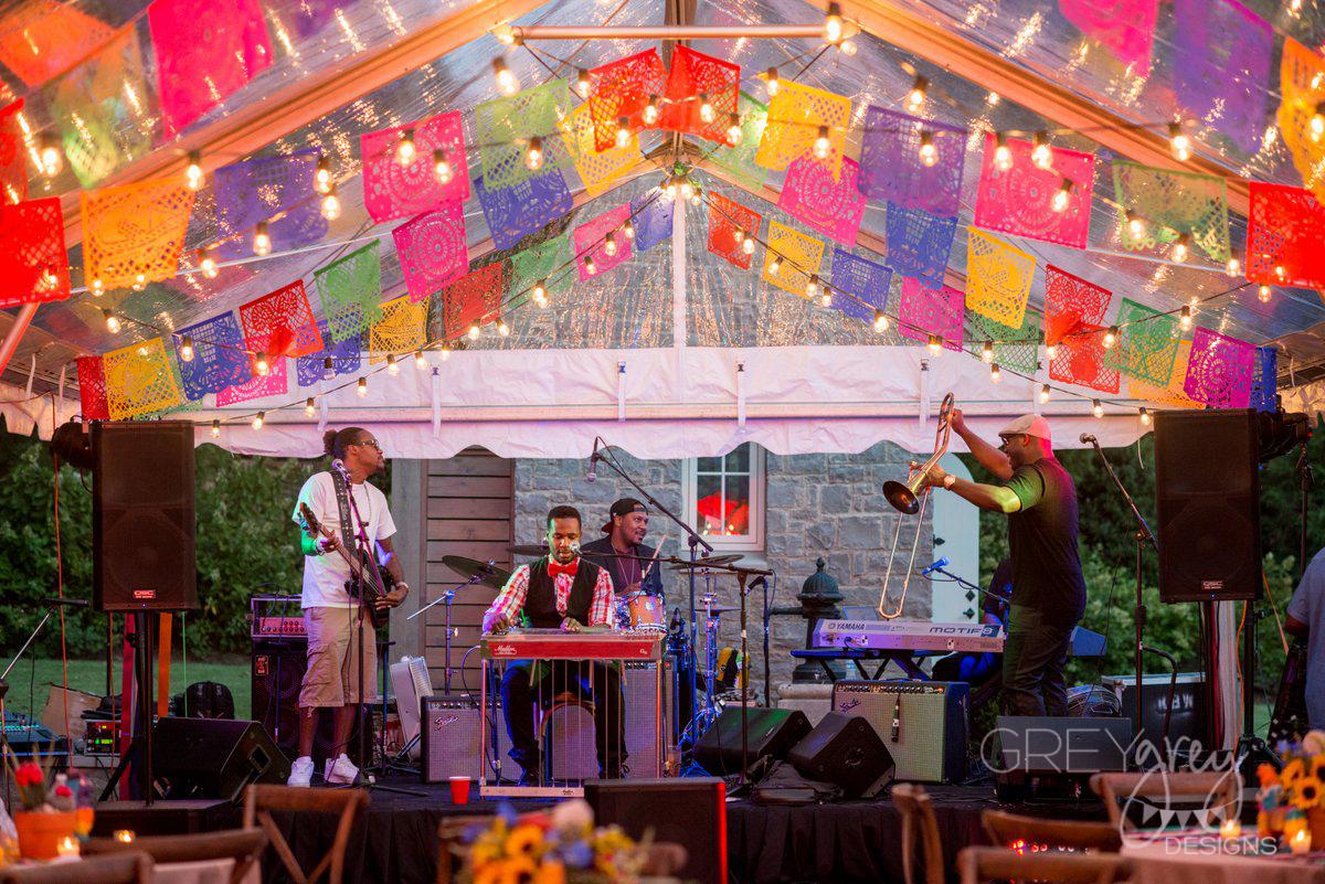 Greygrey Designs My Parties Backyard Fiesta Concert
