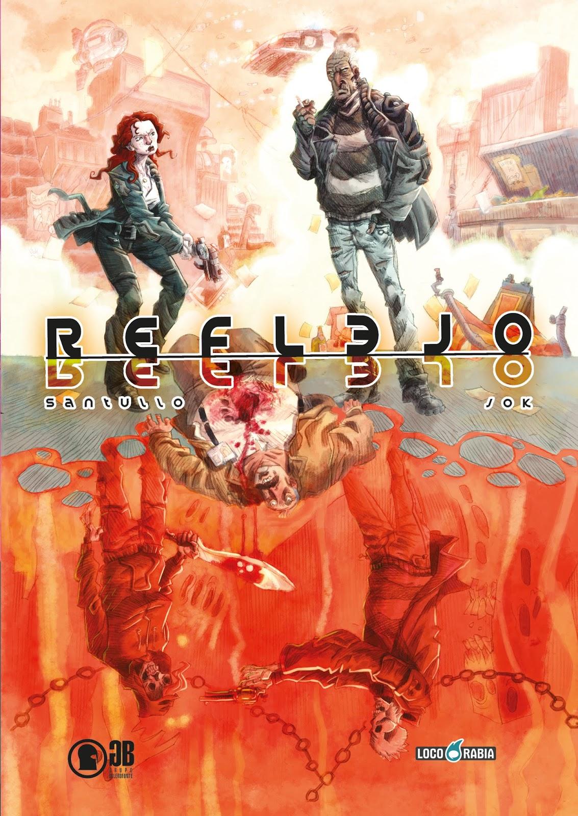 01 -  [Comics] Siguen las adquisiciones 2016 - Página 26 Reflejo%2BTAPA