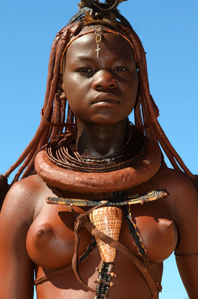 Tribal African Women Nude