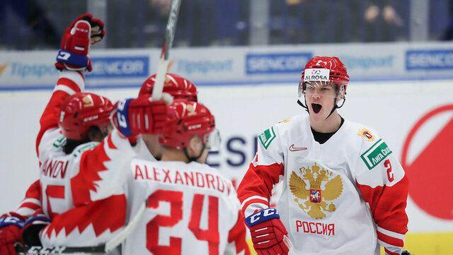 Хоккей: МЧМ-2020. Россия – Германия (31 декабря 2019) смотреть онлайн. Прямая трансляция