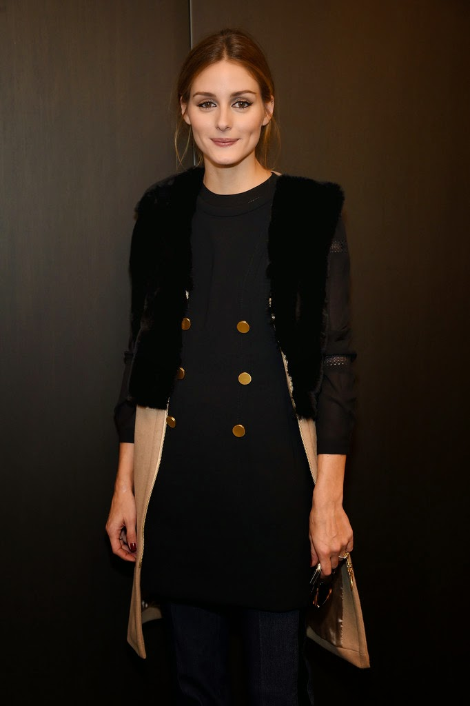Olivia Palermo At New York Fashion Week