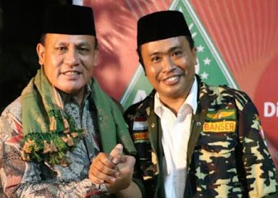 Ansor NTB Apresiasi TGB Dukung Jokowi Dua Periode
