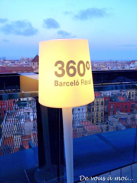 hotel barcelo raval barcelona
