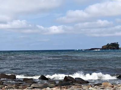 10年ぶりの海とローランドサンウェイ