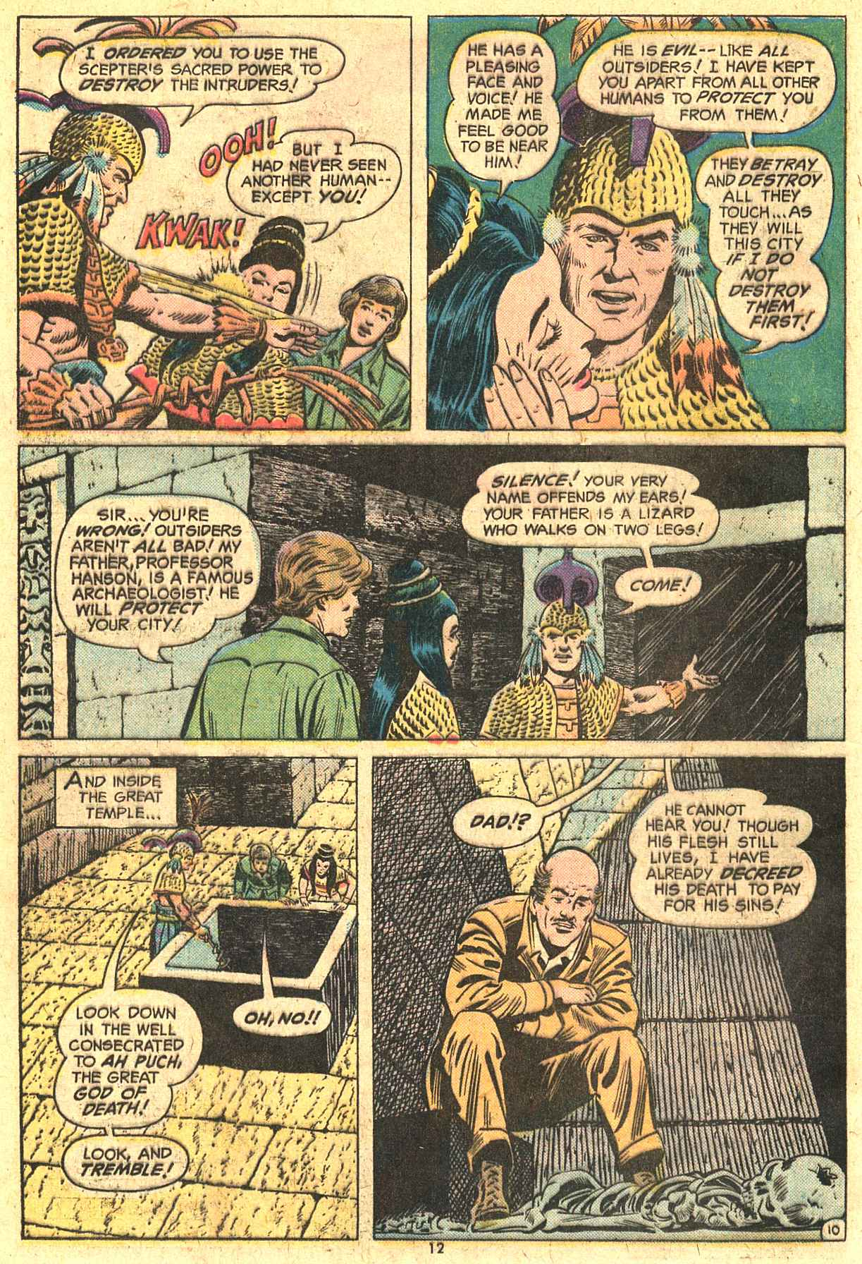 Read online World's Finest Comics comic -  Issue #230 - 12