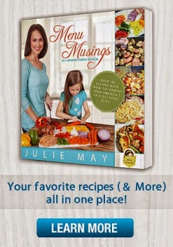 Buy The Menu Musings Cookbook!