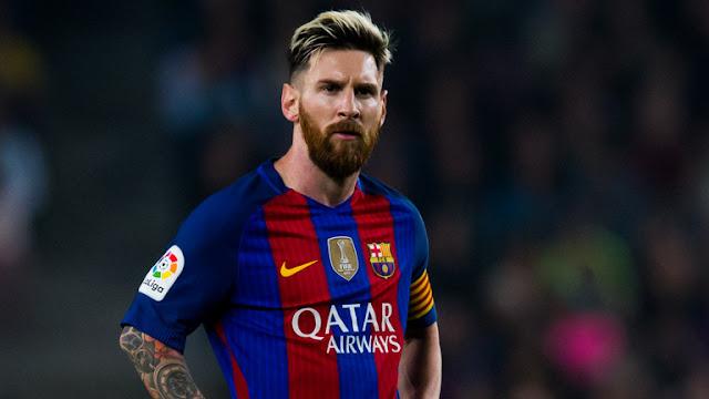 Lionel Messi Di Hukum Penjara 15 Bulan